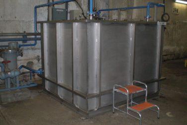 油水分離槽 製作・据付(3.0MPa)